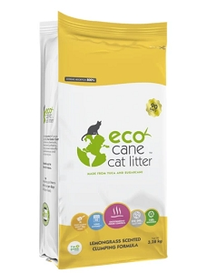 Eco Cane Clumping Cat Litter 3.2kg