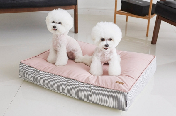 Barbichon Snug Bed - Edge Pink