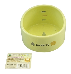 Marukan Rabbit Feeder w Hood 600ml