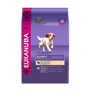 Eukanuba Lamb & Rice Puppy Dry Dog Food