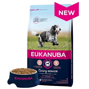 Eukanuba Medium Breed Senior Dogs Dry Dog Food