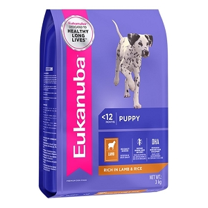 Eukanuba Puppy Lamb & Rice All Breed