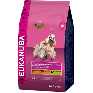 Eukanuba Weight Control Small & Medium Breed