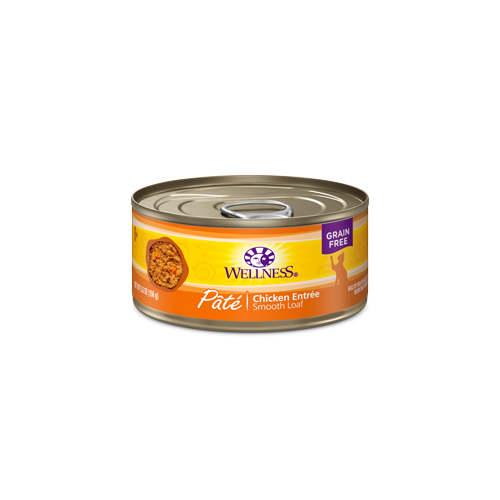 Wellness Canned Cat Food - Chicken 5.5oz