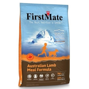 FirstMate Grain Free Australian Lamb Meal Formula Normal Bites Dry Dog Food