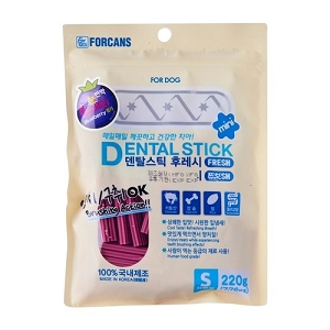 FORCANS Dental Stick Blueberry 220gm