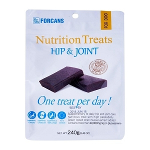 FORCANS Hip & Joint Nutrition Treats