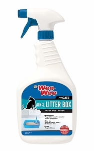 Four Paws CAT Air & Litter Box Odor 32oz