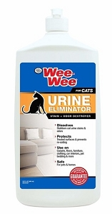 Four Paws CAT Urine Eliminator Stain & Odor Destroyer 32oz
