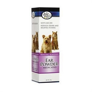 Four Paws Ear Powder 24gm