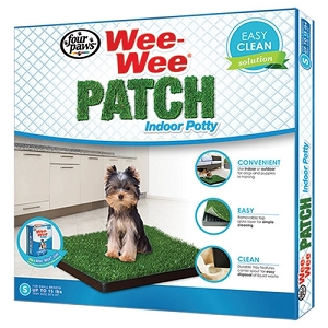 Four Paws Wee-Wee Patch Indoor Potty S
