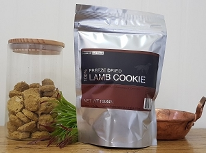 Freeze Dry Australia Freezed Dried Lamb Cookie