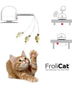 FroliCat Twitch Toy
