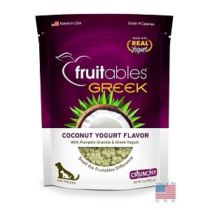Fruitables Greek Coconut Yogurt 7oz