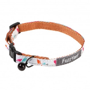 FuzzYard Birds In Da Hood Cat Collar