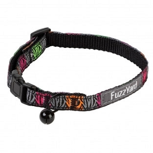 FuzzYard Colour Burst Cat Collar