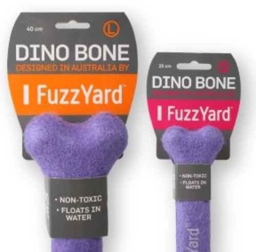 FuzzYard Dino Bone Toy