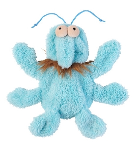 FuzzYard Flat Out Nasties Scratchmo the Flea Plush Toy