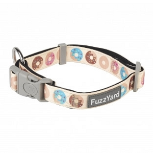 FuzzYard Go Nuts Collar