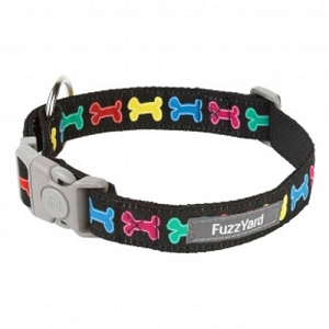FuzzYard Jelly Bones Collar