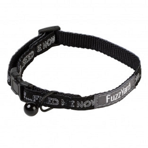 FuzzYard Meow Meow Cat Collar