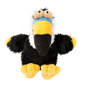 FuzzYard Neighbourhood Nasties Bam the Toucan Plush Toy