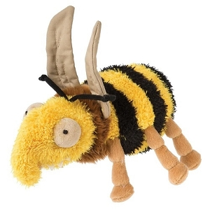 FuzzYard Neighbourhood Nasties Buzz the Bee Plush Toy