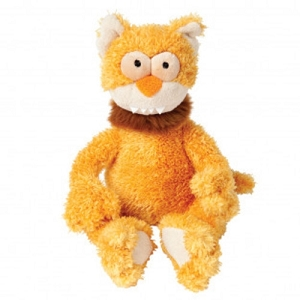 FuzzYard Neighbourhood Nasties Chase the Cat Plush Toy