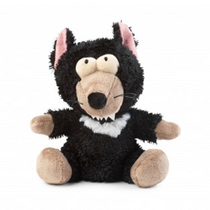 FuzzYard Neighbourhood Nasties Gaz the Tassie Devil Plush Toy