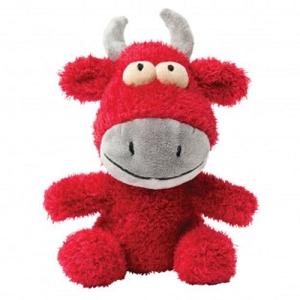 FuzzYard Neighbourhood Nasties Jordan the Bull Plush Toy