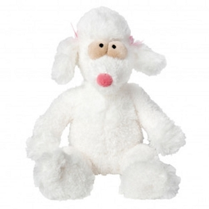 FuzzYard Neighbourhood Nasties Posh the Poodle Plush Toy