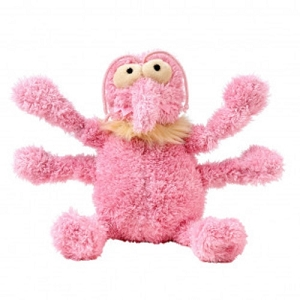 FuzzYard Neighbourhood Nasties Scratchette the Flea Plush Toy