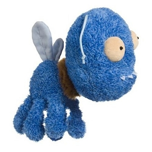 FuzzYard Neighbourhood Nasties Shoo the Fly Plush Toy