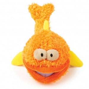 FuzzYard Neighbourhood Nasties Sushi the Fish Plush Toy