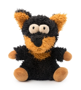 FuzzYard Neighbourhood Nasties Walker the Dog Plush Toy