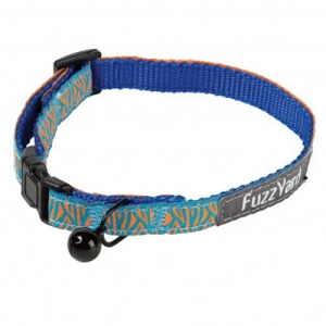 FuzzYard New York Cat Collar
