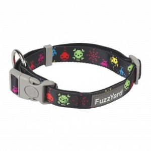 FuzzYard Space Raiders Collar