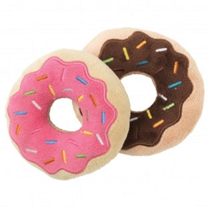 FuzzYard Trick or Treat Donut Plush Toy