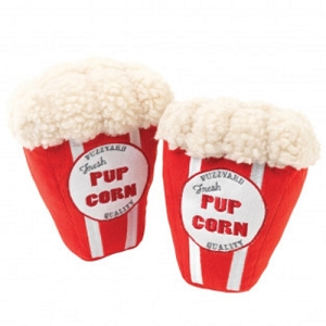 FuzzYard Trick or Treat Pupcorn Plush Toy