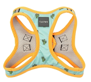 FuzzYard Tuscon Step In Harness