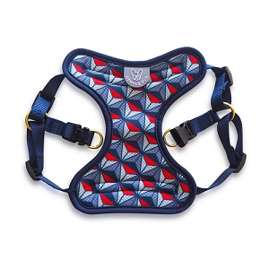 Gentle Pup Dashing Diamond Easy Harness Small