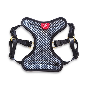 Gentle Pup Mono Mike Easy Harness Large