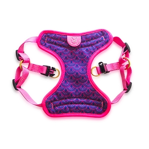 Gentle Pup Piper Pink Easy Harness Small
