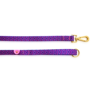 Gentle Pup Piper Pink Leash Small