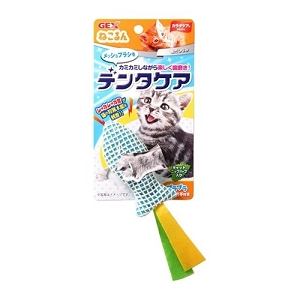 GEX Dental Care Fish Toy