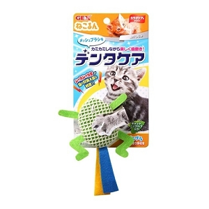 GEX Dental Care Frog Toy