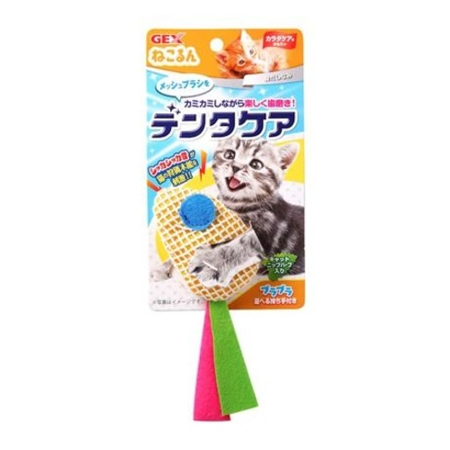 GEX Dental Care Micro Mouse Toy