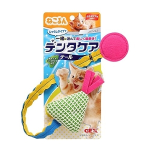 GEX Dental Care Tail Bamboo Sprout Toy