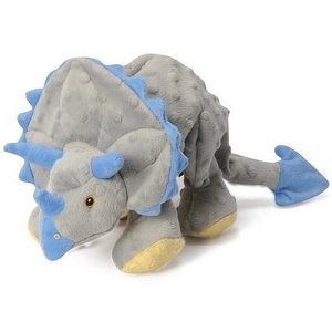 GoDog Frills the Triceratops Dino Plush Toy Small