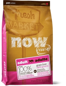 GO! NOW FRESH Adult Recipe Dry Cat Food